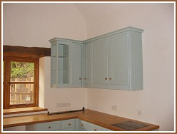 Worktops in oak