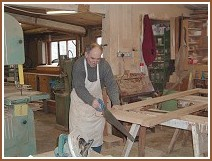 JF Joinery workshop